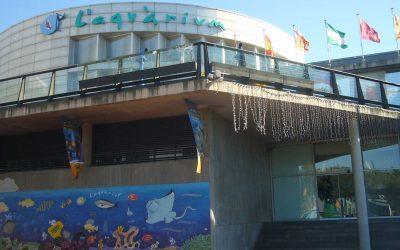 Visita a l'Aquàrium de Barcelona